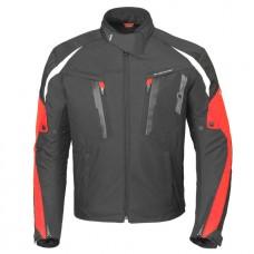 Мотокуртка BUSE Asola black-red