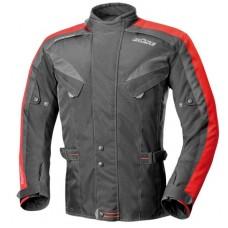 Мотокуртка BUSE Lago Evo black-red