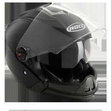 ROCC 160 Jet helmet matt black