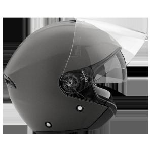 ROCC 180 Jet helmet matt black
