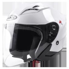 ROCC 210 Jet helmet white