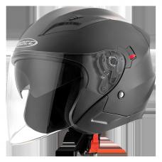 ROCC 210 Jet helmet matt black