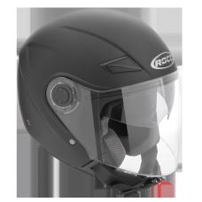 ROCC 230 Jet helmet matt black