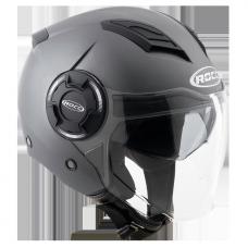ROCC 280 Jet helmet matt titan