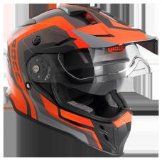 ROCC 781 enduro helmet black/orange