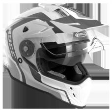 ROCC 781 enduro helmet black/white
