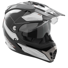 Мотошлем ROCC 771 enduro helmet black/white