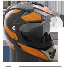 ROCC 771 enduro helmet black/orange