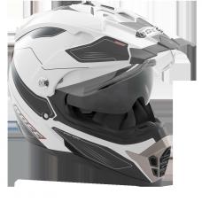 ROCC 771 enduro helmet white/black