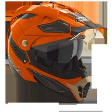 ROCC 771 enduro helmet orange/black