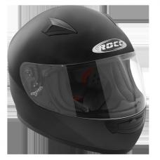 Детский мотошлем ROCC 380 Jr matt black