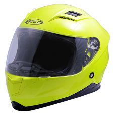 Детский мотошлем ROCC 41 JR neon yellow