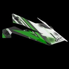 ROCC 724 helmet peak green