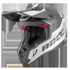 ROCC 751 offroad helmet matt black/grey