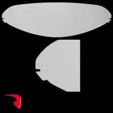 Antifog-Inner-Visor clear for different ROCC helmet