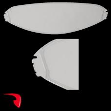 Antifog-Visor clear for different ROCC helmet