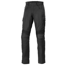 BÜSE Cargo leather pant black