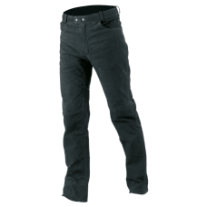 BÜSE Nubuk leather jeans ladies black